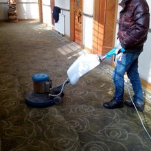 白云区地毯清洗公司热线图片
