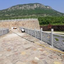江苏专业承接仿石护栏安装工程图片