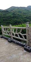 黑龙江仿树藤护栏安装价格施工报价