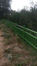 海南专业从事仿竹护栏施工电话图片