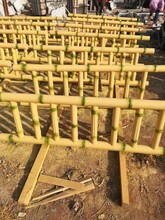 四川专业承接仿竹护栏图片