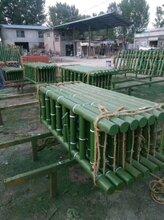 安徽仿竹护栏施工电话图片