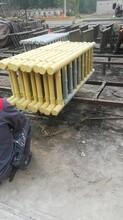 德州仿竹护栏施工工程图片