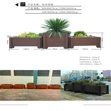 青海垃圾桶花箱施工价格图片
