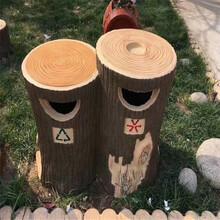 湖州垃圾桶花箱报价图片