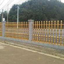 丽江艺术围栏安装图片