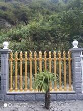 江苏专业从事艺术围栏安装施工价格图片