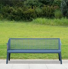 北京户外不锈钢座椅休闲椅公园椅园林椅室内广场商场公共座椅生产厂家