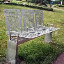 海南?不锈钢座椅公园椅户外小区休息长椅城市街道广场景观园林座椅生产厂家