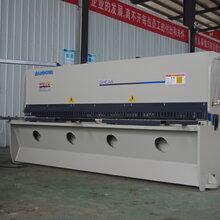 南京瑞铁数控机床生产数控剪板机QC11K-64000摆式剪板机
