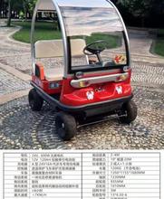 青岛观光车供货商图片