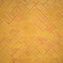 黃石藝術壓花地坪免費提供壓模地坪模具圖片