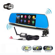 WIFI安装无线行车记录仪图片