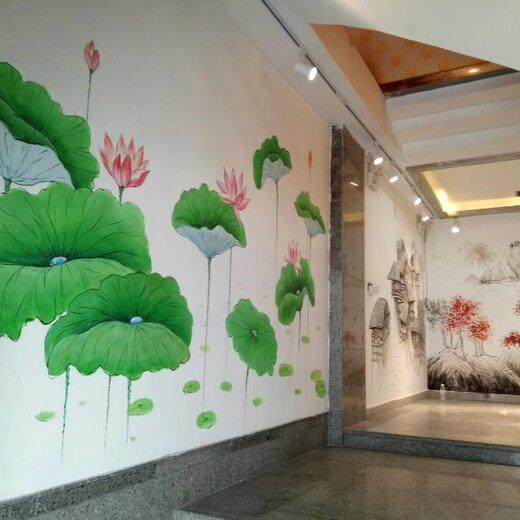 益阳艺术涂鸦彩绘墙画工作室公司