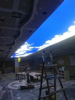 汕尾软膜天花厂家安装厂家定做软膜吊顶