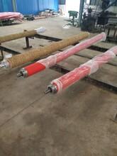 海南专业从事橡胶弯辊厂家弧形辊图片