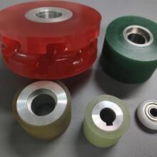 江苏专业制造聚氨酯包胶轴承价格哪家比较好图片