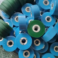 青海米思米聚氨酯包胶轴承厂家报价图片