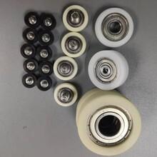 江苏专业生产聚氨酯包胶轴承价格哪家比较好图片