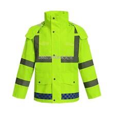 新款分体式反光雨衣价格
