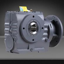 福建专业定做S系列斜齿轮硬齿面减速机质量优良