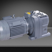 四川R系列斜齿轮硬齿面减速机厂家质量优良