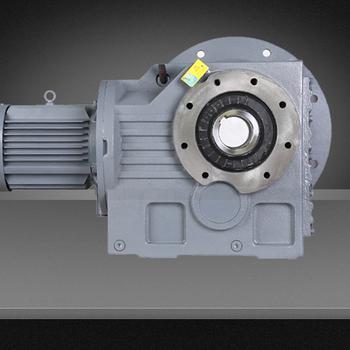 河南K系列斜齿轮硬齿面减速机