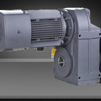 河北专业制造F系列斜齿轮硬齿面减速机