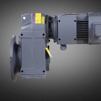 山西专业F系列斜齿轮硬齿面减速机质量优良