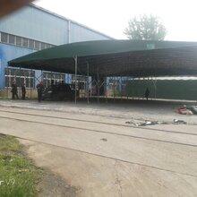 萍乡订做仓库储物棚抗风雪帐篷,大型物流雨篷活动推拉蓬安装