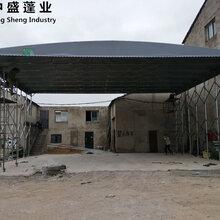 江苏彩钢棚夜市街道篷大型仓库篷帐篷顶布