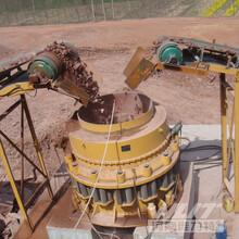 河南三门峡大型石料制砂机厂家粉碎、筛分两不误图片