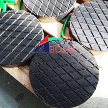 矿山施工设备支腿垫板保护路面垫板起重机支撑板聚乙烯艾堡森生产图片