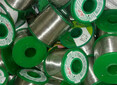 万江区废锡渣,锡灰,锡条,锡膏高价回收图片
