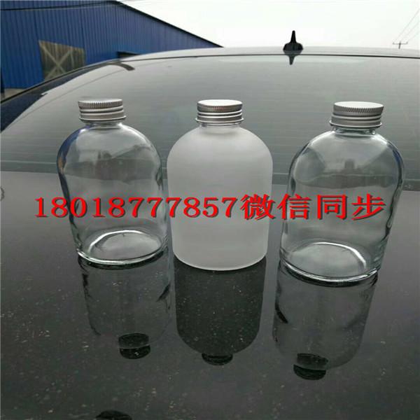 乳白酒瓶_攀枝花50ml酒瓶生产厂家