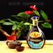 上海盧灣瑞升玻璃酒瓶廠家人參酒瓶色澤通透樣式大方