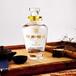 新疆石河子玻璃酒瓶厂家喷涂白酒瓶