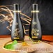 云南迪庆玻璃酒瓶厂家喷涂白酒瓶