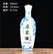 福建泉州玻璃酒瓶厂家酒瓶规格齐全