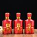 湖南醴陵瑞升玻璃酒瓶廠家平民價白酒瓶實惠可靠