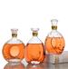 河南濟源瑞升玻璃酒瓶廠家人參酒瓶色澤通透樣式大方