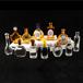 新疆石河子玻璃酒瓶厂家酒瓶制作精良