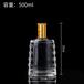新疆阿勒泰瑞升玻璃酒瓶廠家高端白酒瓶品種繁多樣式精美