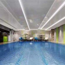 中广泳池承接钢结构泳池、泳池恒温、除湿新风