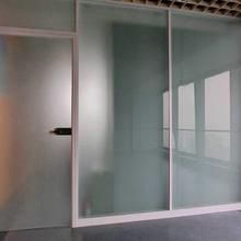 重庆专业订制磨砂玻璃隔断价格实惠