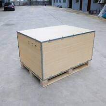 濮阳市牢固钢边箱生产厂家图片