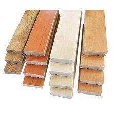 室内体育优游实木地板铺设安优游翻新划线图片