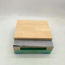 室内体育优游防滑防滑实木地板安优游与翻新图片