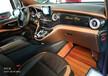 西安奔馳V260改裝汽車內飾