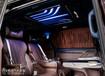 西安改裝別克GL8商務車內飾氣質更大氣穩重